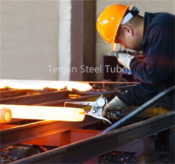 Solid Quality Inspection Steps of Seamless Steel Tube